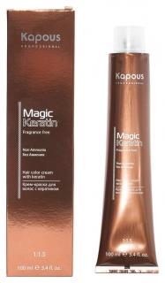 "Крем-краска для волос без аммония ""Non Ammonia""  Kapous Professional"