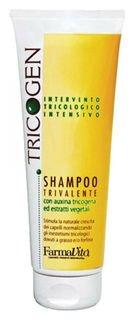 Многофункциональный шампунь Shampoo Tricogen  FarmaVita