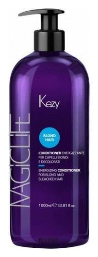 Кондиционер укрепляющий для светлых и обесцвеченных волос  Kezy Magic life