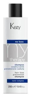 """Шампунь для профилактики выпадения волос """"No loss shampoo""""  Kezy"""
