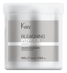 "Белый обесцвечивающий порошок ""Bleaching powder white""  Kezy"