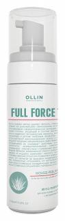 Мусс-пилинг для волос и кожи головы с экстрактом алоэ  OLLIN