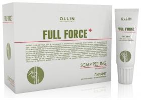 Пилинг для кожи головы с экстрактом бамбука  OLLIN