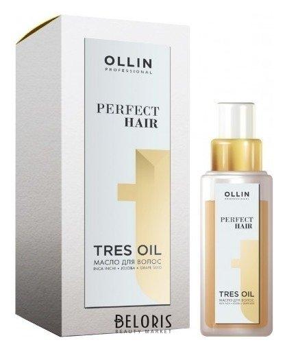 Масло для волос Ollin