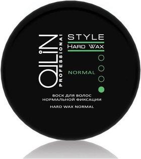 Воск для волос нормальной фиксации  OLLIN