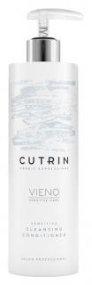 Деликатный очищающий кондиционер для чувствительной кожи головы без отдушки  Cutrin