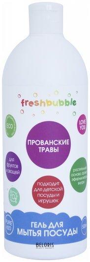 Гель для мытья посуды Прованские травы Levrana Freshbubble