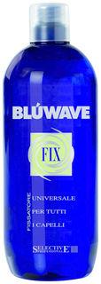 Фиксаж на основе протеинов кератина Blue Fix  Selective