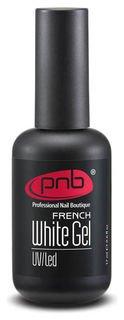 Гель французский белый UV/LED Gel French White  PNB