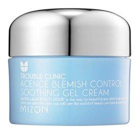 """Крем-гель для проблемной кожи """"Acence Blemish Control Soothing Gel Cream""""  Mizon"""