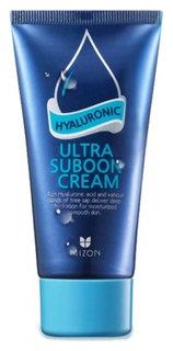 "Глубоко увлажняющий крем для лица ""Hyaluronic ultra suboon cream""  Mizon"