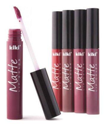 Помада для губ жидкая Matte lip color отзывы