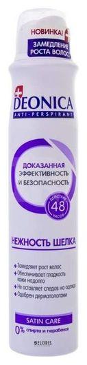 Дезодорант-спрей Нежность шелка Deonica