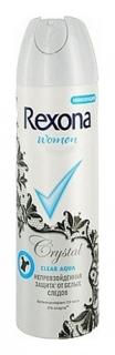 """Дезодорант-спрей для женщин """" Кристалл. Чистая вода""""  Rexona"""