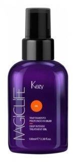 Масло для волос для глубокого ухода Trattamento profondo in oil  Kezy