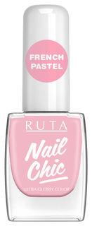Лак для ногтей Nail Chic French Pastel  Ruta