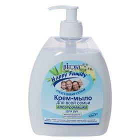 Крем-мыло для всей семьи алоэ и ромашка  Белита - Витекс