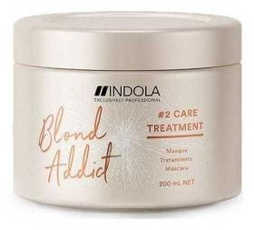 Маска для светлых волос  Indola