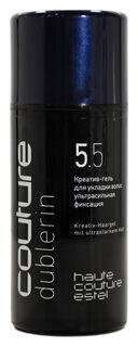 Гель-креатив для волос ультасильной фиксации DUBLERIN ESTEL HAUTE COUTURE  Estel Professional