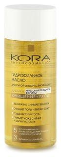 Гидрофильное масло для сухой и возрастной кожи Kora Phytocosmetics Hydrophilic Anti Age Oil  Кора