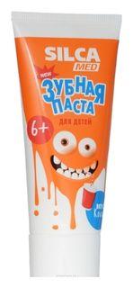Зубная паста детская со вкусом Колы с 6 лет  SILCA