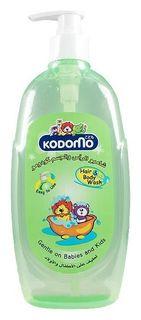 """Средство для мытья """"От макушки до пяточек"""" для детей  Lion Kodomo"""