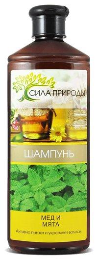 """Шампунь мед и мята """"Сила природы"""" отзывы"""