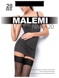 Чулки Nimfa 20 Den  Malemi
