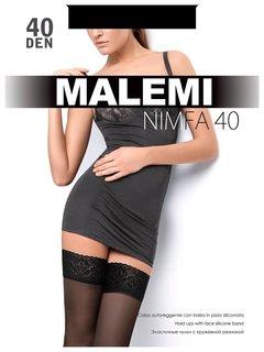 Женские чулки Nimfa 40 Den  Malemi