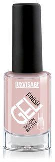 Быстросохнущий лак для ногтей с ультраглянцевым финишем Gel finish  Люкс-Визаж (LUX visage)