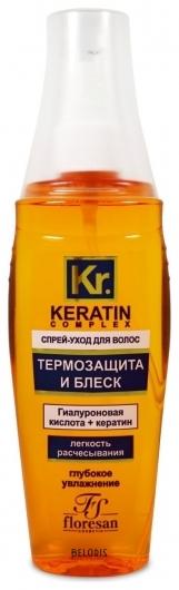 Спрей-уход для волос Термозащита и блеск