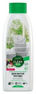 Концентрированное средство для мытья посуды c ягодным ароматом  Biorico