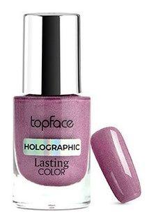 Лак для ногтей Holographik  TopFace