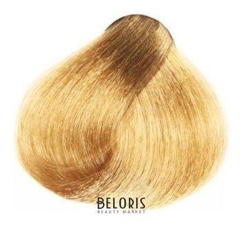 Купить Краска для волос Lisap Milano, Перманентный краситель для волос LK Oil Protection Complex, Италия, Тон 9/07 Очень светлый блондин натуральный бежевый