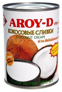 Сливки кокосовые  Эксим Пасифик
