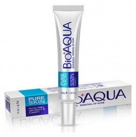 Концентрированный крем для лечения акне  Bioaqua