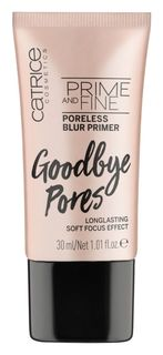 "Праймер для лица ""Prime And Fine Poreless Blur Primer""  Catrice"