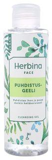 Гель для умывания очищающий  Herbina