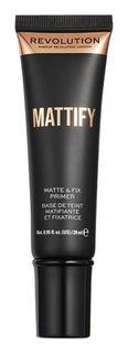 "Праймер для лица ""Mattify Matte & Fix Primer""  Revolution"