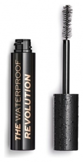 """Тушь для ресниц """"The Waterproof Black"""" Водостойкая  Makeup Revolution"""