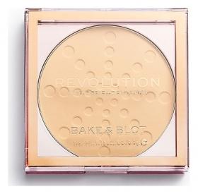 "Пудра для лица ""Bake & Blot""  Makeup Revolution"