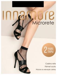 Носки женские Microrete 2 пары  Innamore