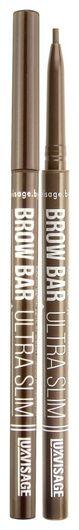 Карандаш для бровей механический Brow bar ultra slim отзывы