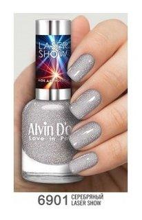 Лак для ногтей Laser show  Alvin D'or