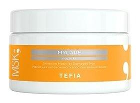 Маска для интенсивного восстановления волос  Tefia