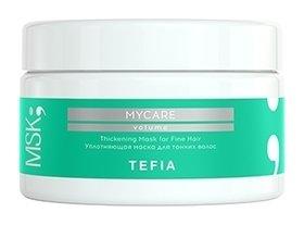 Уплотняющая маска для тонких волос   Tefia