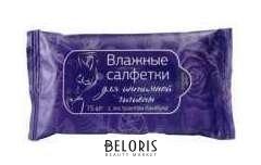Купить Салфетки влажные для интимной гигиены, Делита Бьюти, Украина