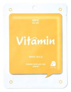 Тканевая маска для лица Витамины  Name Skin Care