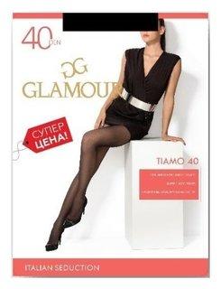 Колготки классика Tiamo 40 Den  Glamour