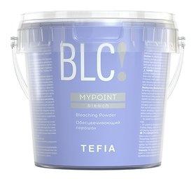 Порошок для волос обесцвечивающий Bleaching Powder  Tefia